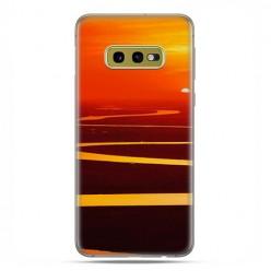 Samsung Galaxy S10e - etui na telefon z grafiką - Zachód słońca nad Amazonką