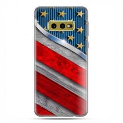 Samsung Galaxy S10e - etui na telefon z grafiką - Amerykańskie barwy