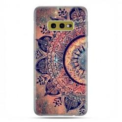 Samsung Galaxy S10e - etui na telefon z grafiką - Galaktyczna rozeta