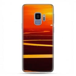 Samsung Galaxy S9 - etui na telefon z grafiką - Zachód słońca nad Amazonką