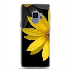 Samsung Galaxy S9 - etui na telefon z grafiką - Żółty słonecznik