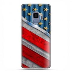 Samsung Galaxy S9 - etui na telefon z grafiką - Amerykańskie barwy