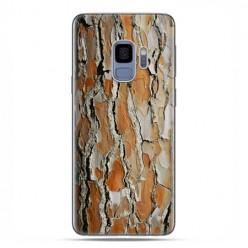 Samsung Galaxy S9 - etui na telefon z grafiką - Drzewo sosna