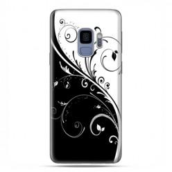 Samsung Galaxy S9 - etui na telefon z grafiką - Kwiatowe Tai Chi