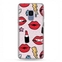 Samsung Galaxy S9 - etui na telefon z grafiką - Kobiece graffiti