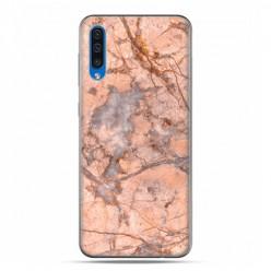 Samsung Galaxy A50 - etui na telefon z grafiką - Marmur Różowy kwarc