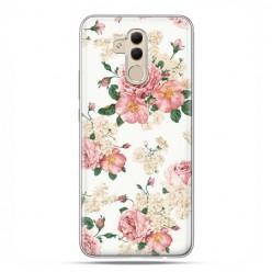 Etui na telefon Huawei Mate 20 Lite - kolorowe polne kwiaty.