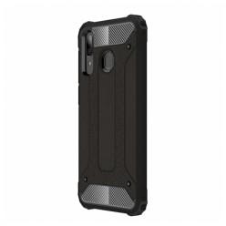 Pancerne etui na Samsung Galaxy A30 SM-A305 - kolor czarny grafitowy.