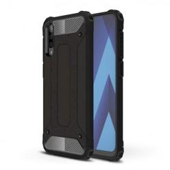 Pancerne etui na Samsung Galaxy A70 SM-A705 - kolor czarny grafitowy.
