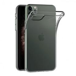 iPhone 11 Pro Max - silikonowe etui na telefon Clear Case - przezroczyste.