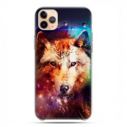 Etui case na telefon - Apple iPhone 11 Pro Max - Wilk z galaktyki.