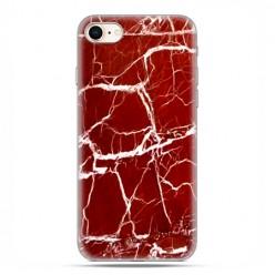 Apple iPhone 6 - etui case na telefon - Spękany czerwony marmur