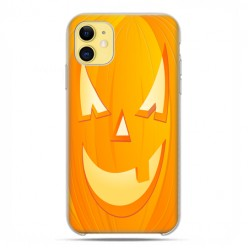 Etui case na telefon - Apple iPhone 11 - Dynia halloween