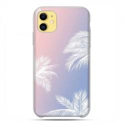 Etui case na telefon - Apple iPhone 11 - Egzotyczne palmy
