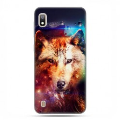 Etui case na telefon - Samsung Galaxy A10 - Wilk z galaktyki.