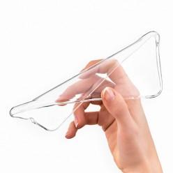 iPhone SE 2020 - silikonowe etui na telefon - przezroczyste.